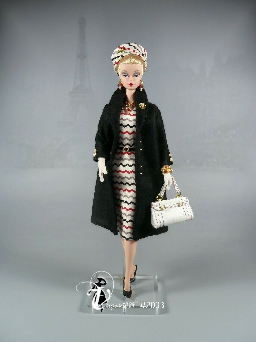 Doll Outfit Tenue Complete Barbie Silkstone Vintage Integrity Toys Fr 2033 Dress Barbie Doll Barbie Fashion Doll Clothes