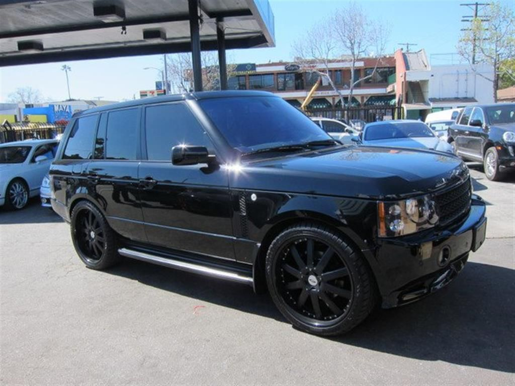Land Rover After Modification and/or Restoration By