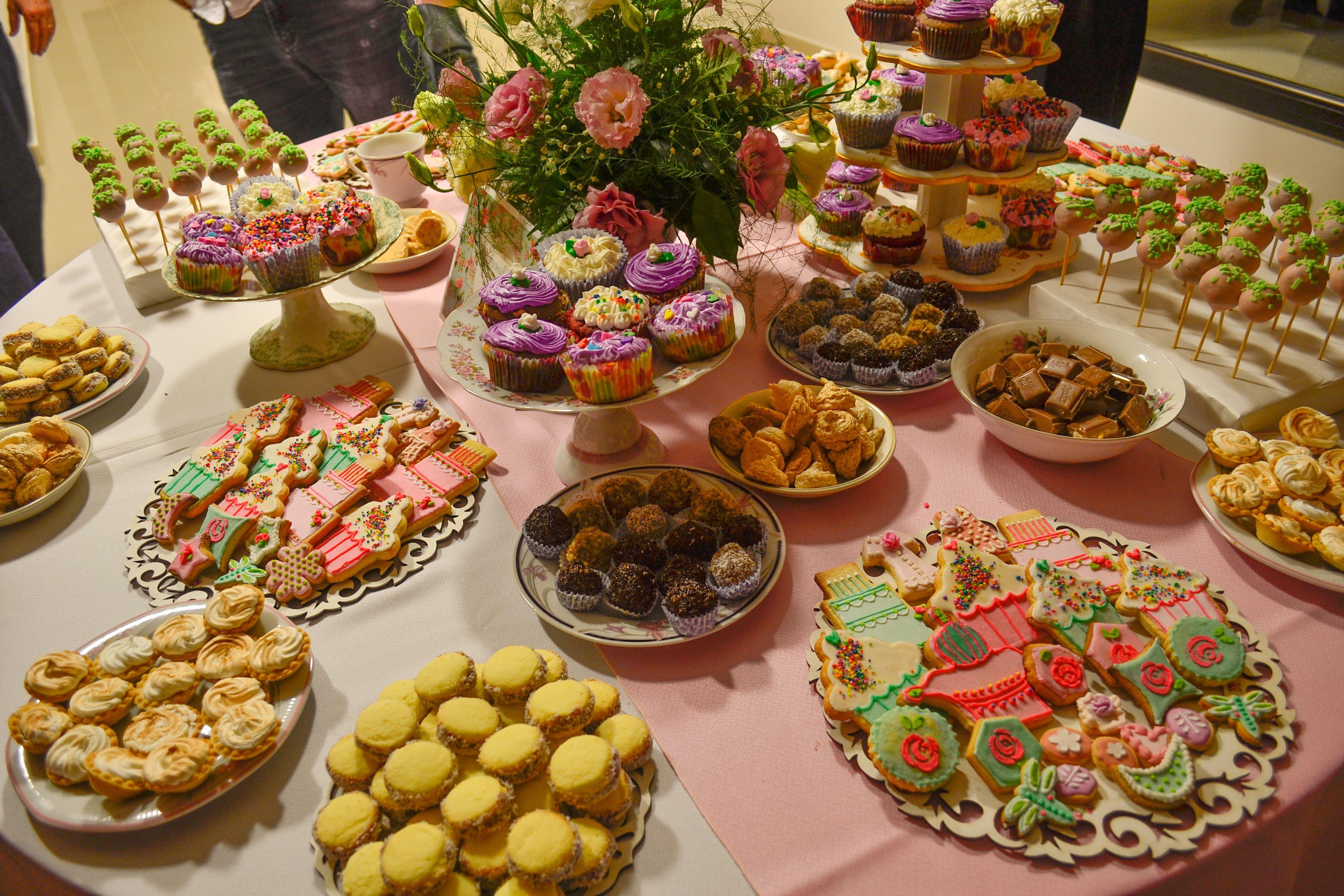 Cookies, cakepops y otras cosas dulces