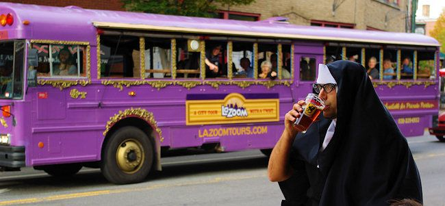 15 things to do in downtown Asheville  LaZoom Bus Tour