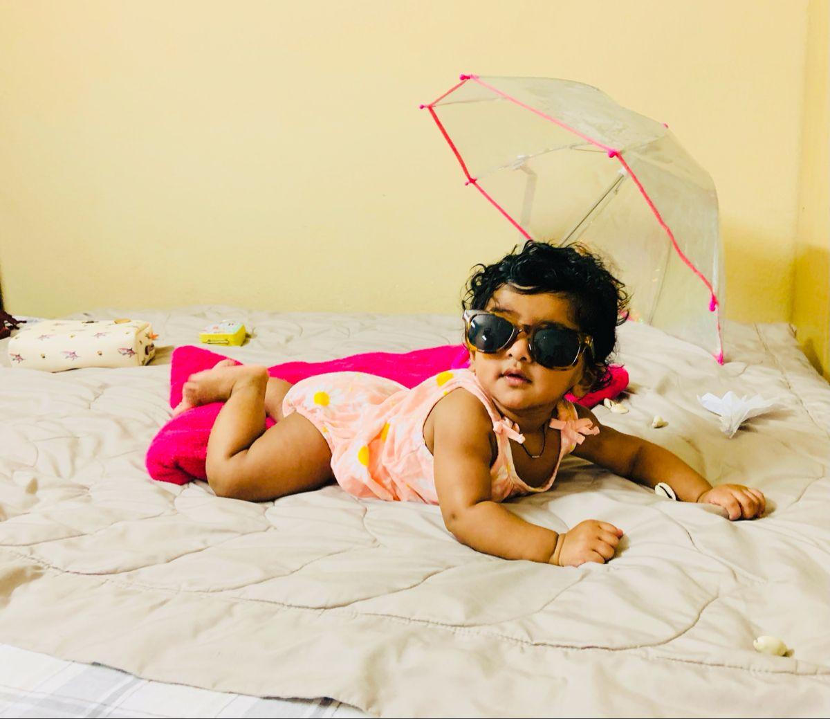 Baby photoshoot | beach photoshoot