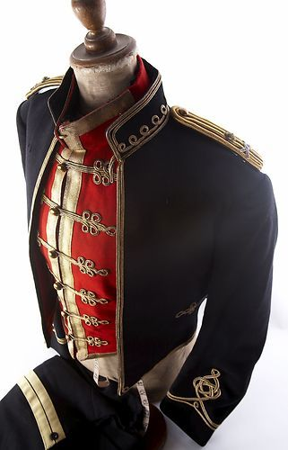 HUSSARS 14th20th MAJOR GENERAL MESS | Style de militaire