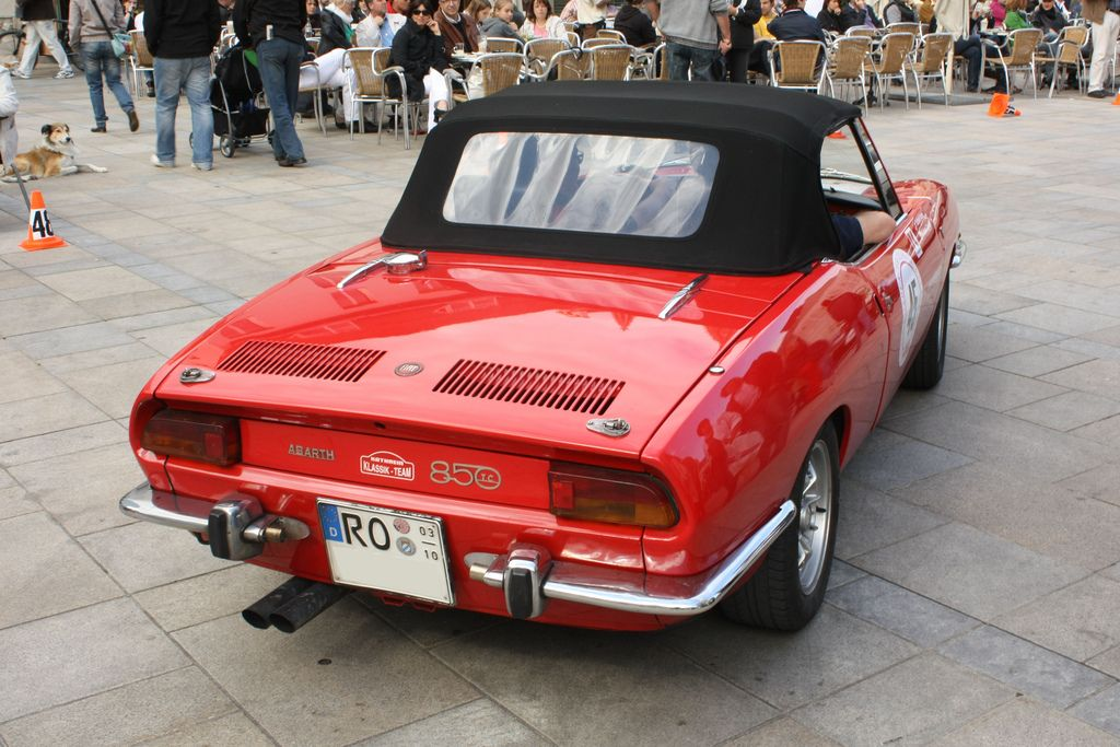 Image Result For Fiat 850 Spider Abarth Fiat 850 Fiat Italian Cars