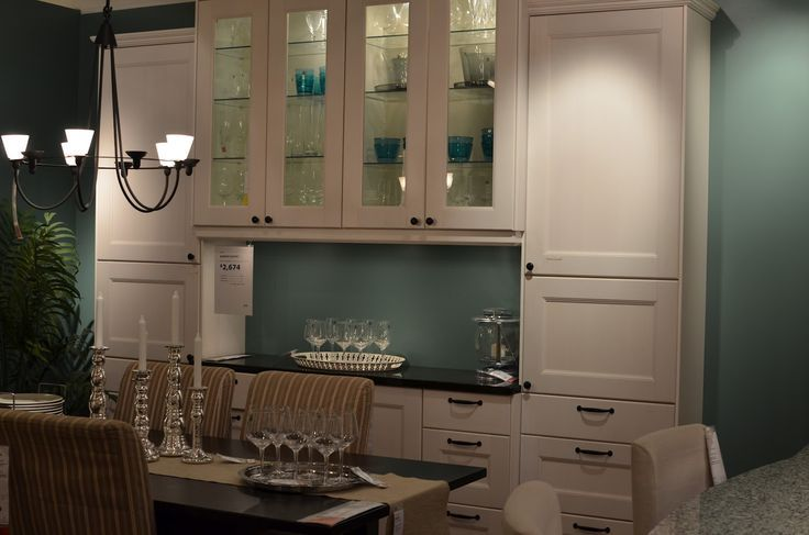 Marvelous Ikea Cabinet Built In   For Section Near Dining Room? | Home Decor |  Pinterest | Ikea Cabinets, Room And Kitchens