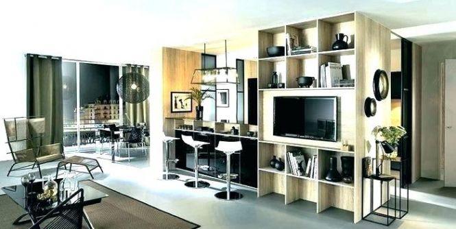 Meuble Separation Cuisine Salon Design De Maison With
