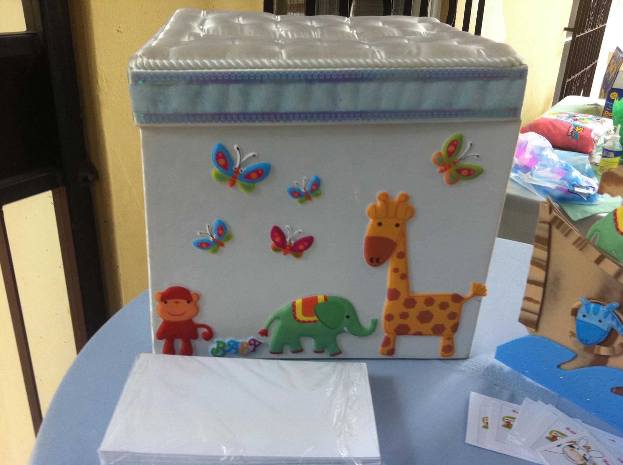 La Caja De Los Regalos · Baby Shower ...