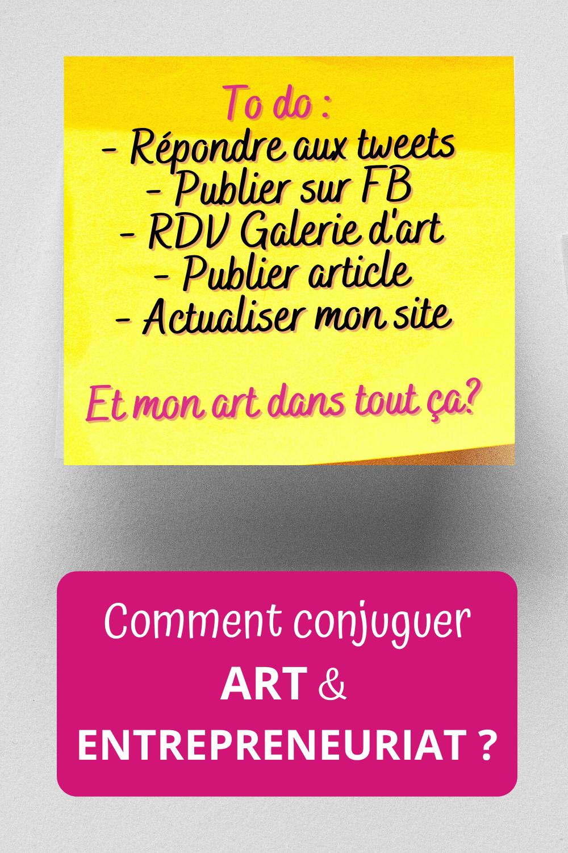 Conjuguer Art Et Entrepreneuriat La Gestion Du Temps De L Artiste In 2020 Playbill