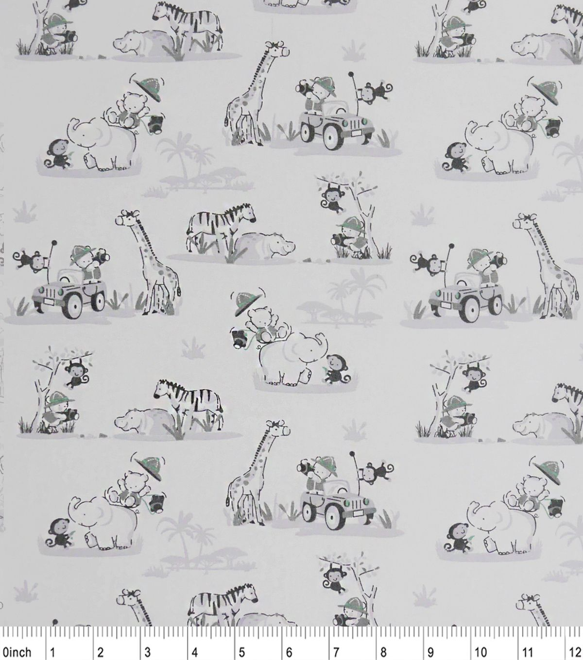Nursery Cotton Fabric 43\