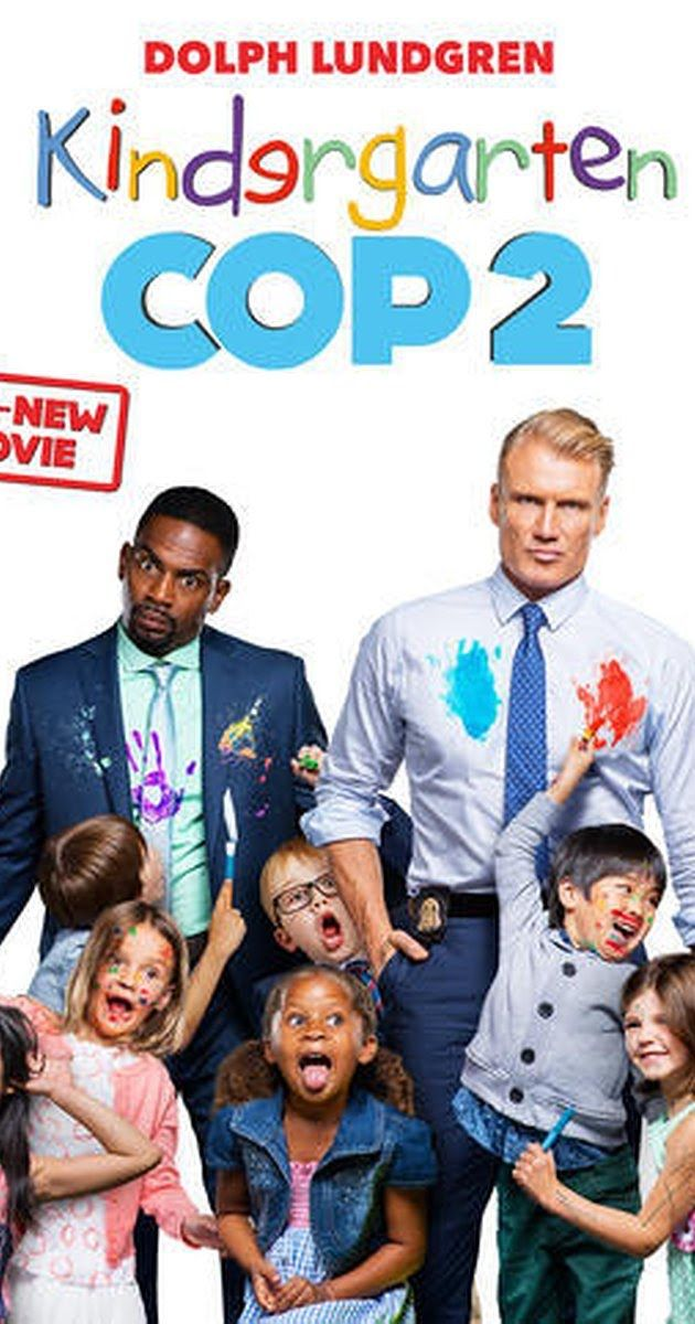 Kindergarten Cop 2 Movie Review 2016 Comedy Family Movie