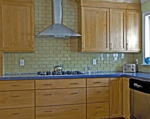 For This Silver Spring MD Kitchen Remodel We Utilized Subway - Kitchen remodeling silver spring md