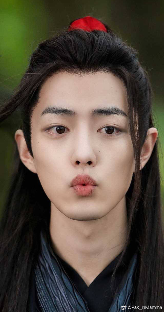 hourly xiao zhan appreciation on Twitter