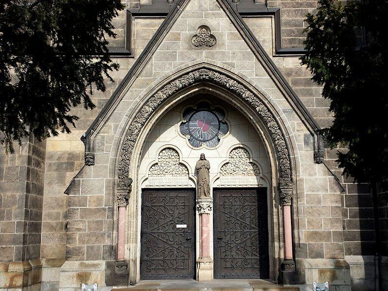 Katholische Herz Jesu Kirche Dresden 4 Kirch