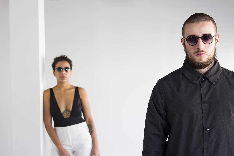 2017 - minimalist retrofuture - ANTI-RETRO - Creative direction and photography: Manon Duding / /Eloise Falentin / Fanny Vialia - Bellecour école