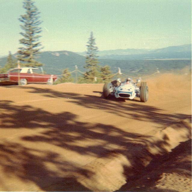 1969 PPIHC Open Wheel Champion Mario Andretti, 12:44.070