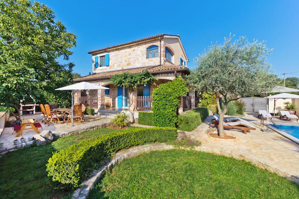 Pin von Istrien Pur auf Istrien, Kroatien, Ferienhaus mit