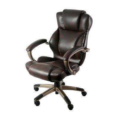Z Line Zl5010 01ecu Executive Chair Brown Zl5010 01ecu