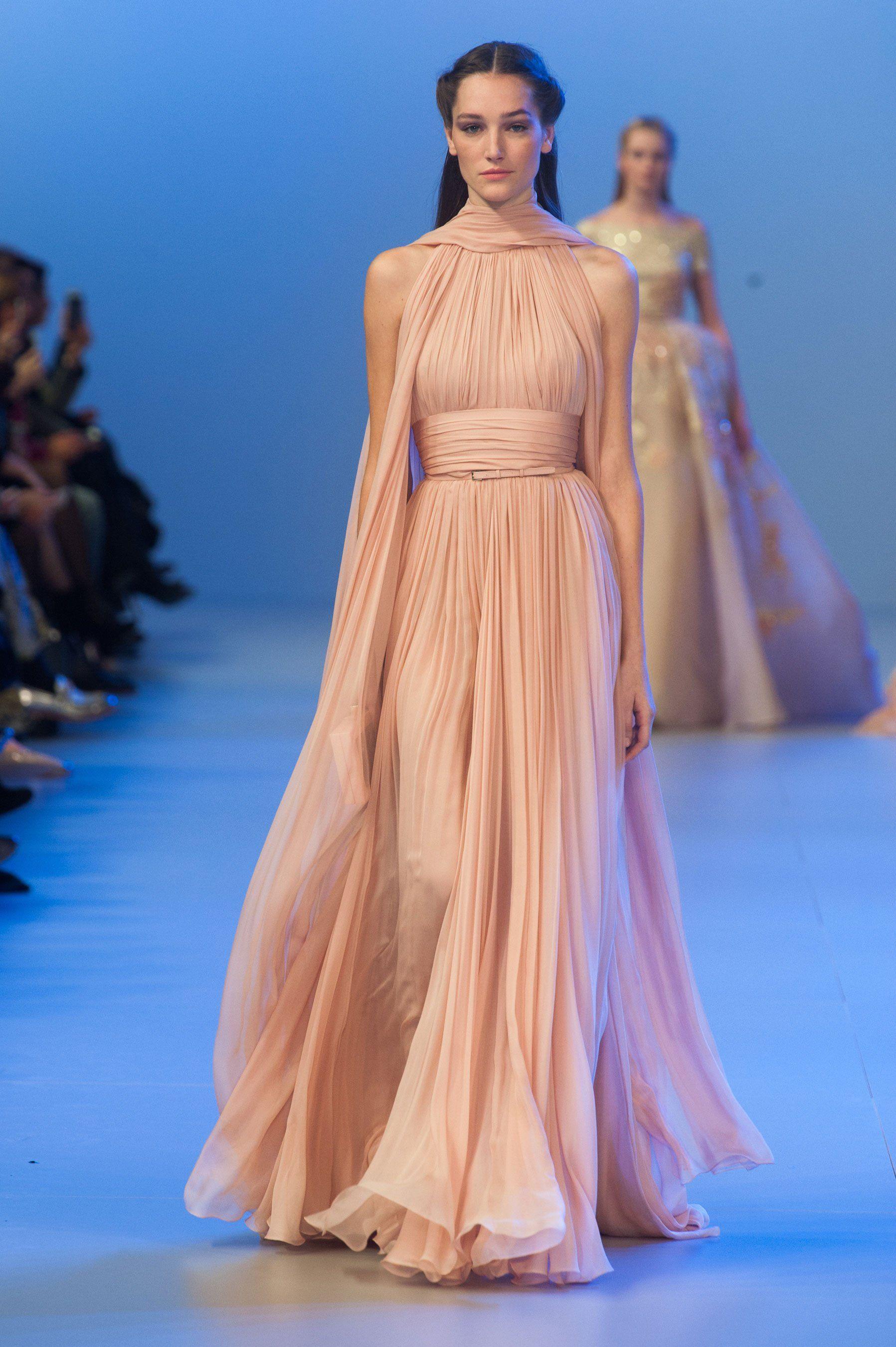 Elie Saab Couture SS 2014. Paris