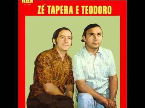 Ze Tapera Teodoro A Moca Do Retrato Youtube Com Imagens