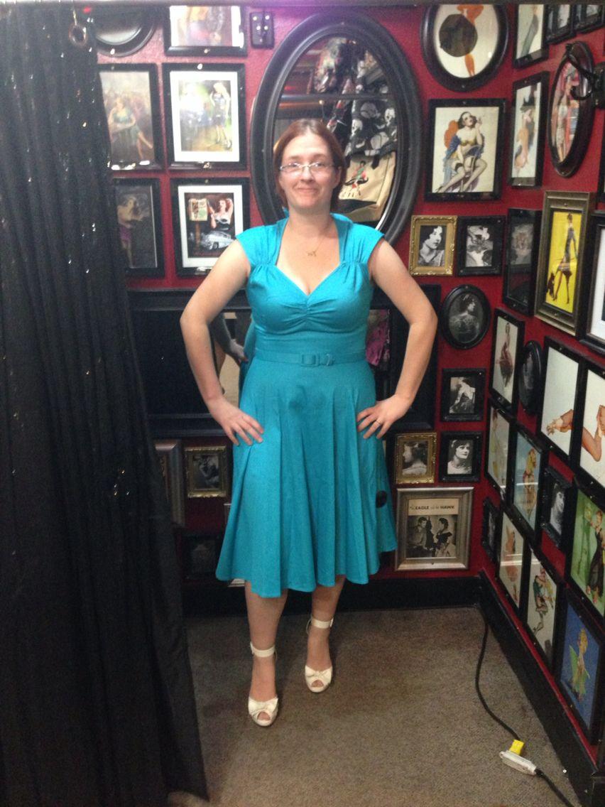 Pin up dress style pinterest