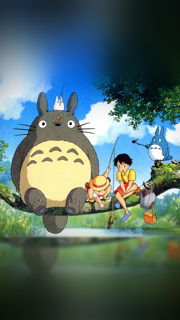 40++ Totoro wallpaper iphone High Resolution
