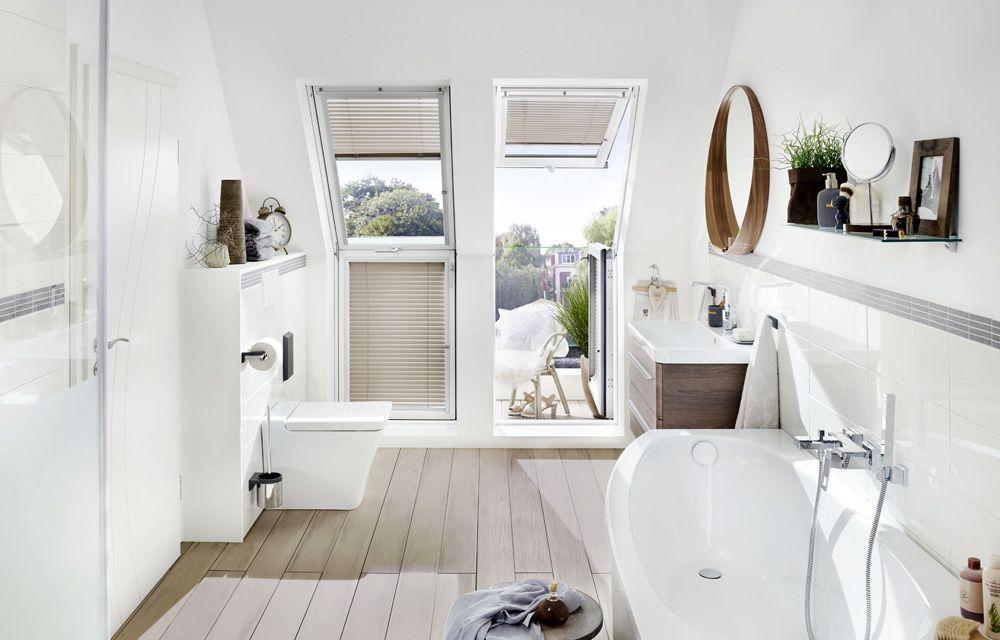 Dachbalkone in 2020 (mit Bildern) Dachbalkon, Badezimmer