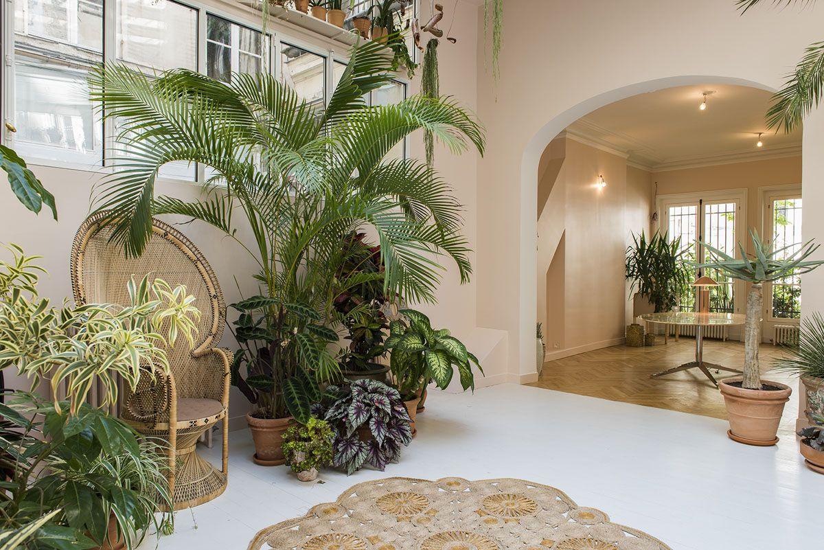 The 'Villa Rose' Unveils a Futuristic Garden in Paris