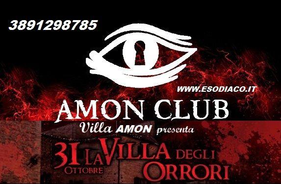 AMON CLUB PRIVE: HALLOWEEN 2016