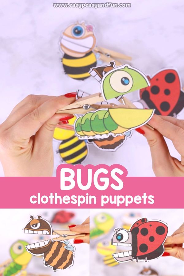 Fun Craft Ideas from easypeasyandfun.com 1