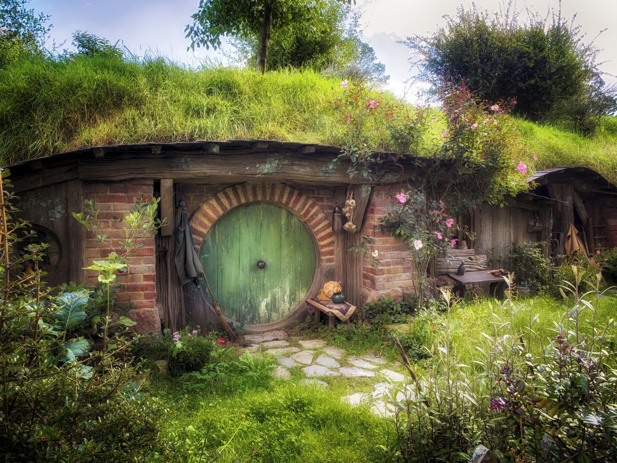 hobbiton by kay brocks on 500px hobbit home 39 s garden design ideas pinterest. Black Bedroom Furniture Sets. Home Design Ideas