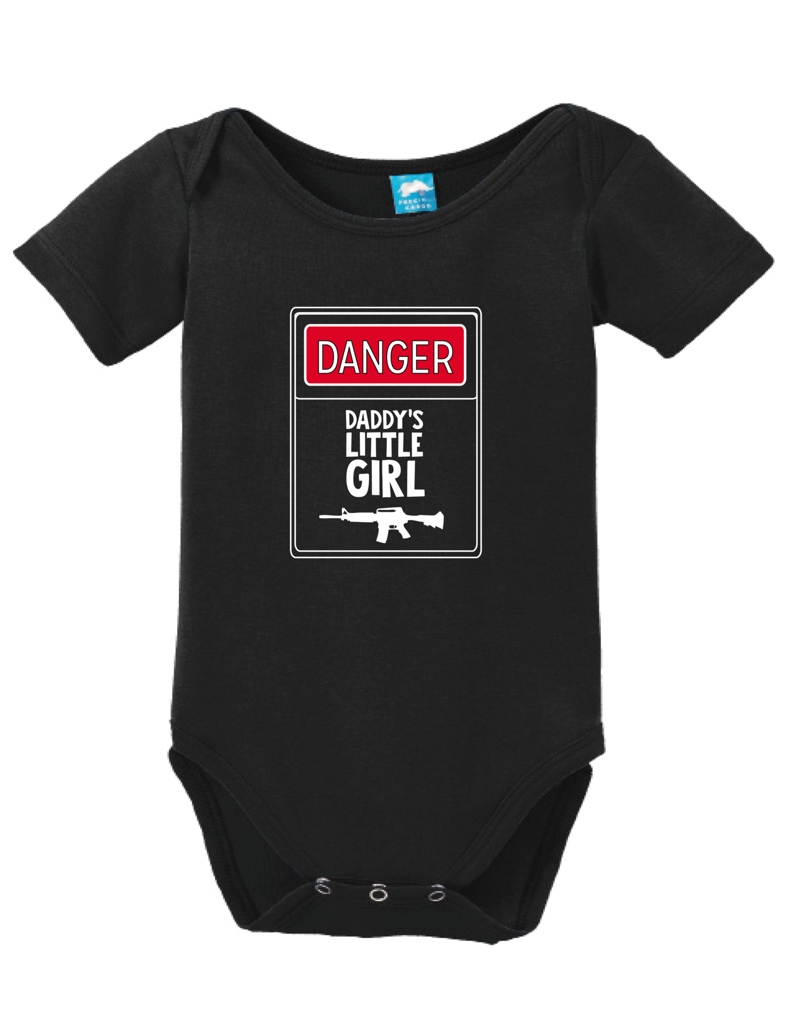f8ed1b1cf Danger Warning Daddys Little Girl