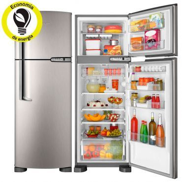 Ricardoeletro Com Refrigerador Geladeira Brastemp Clean Frost