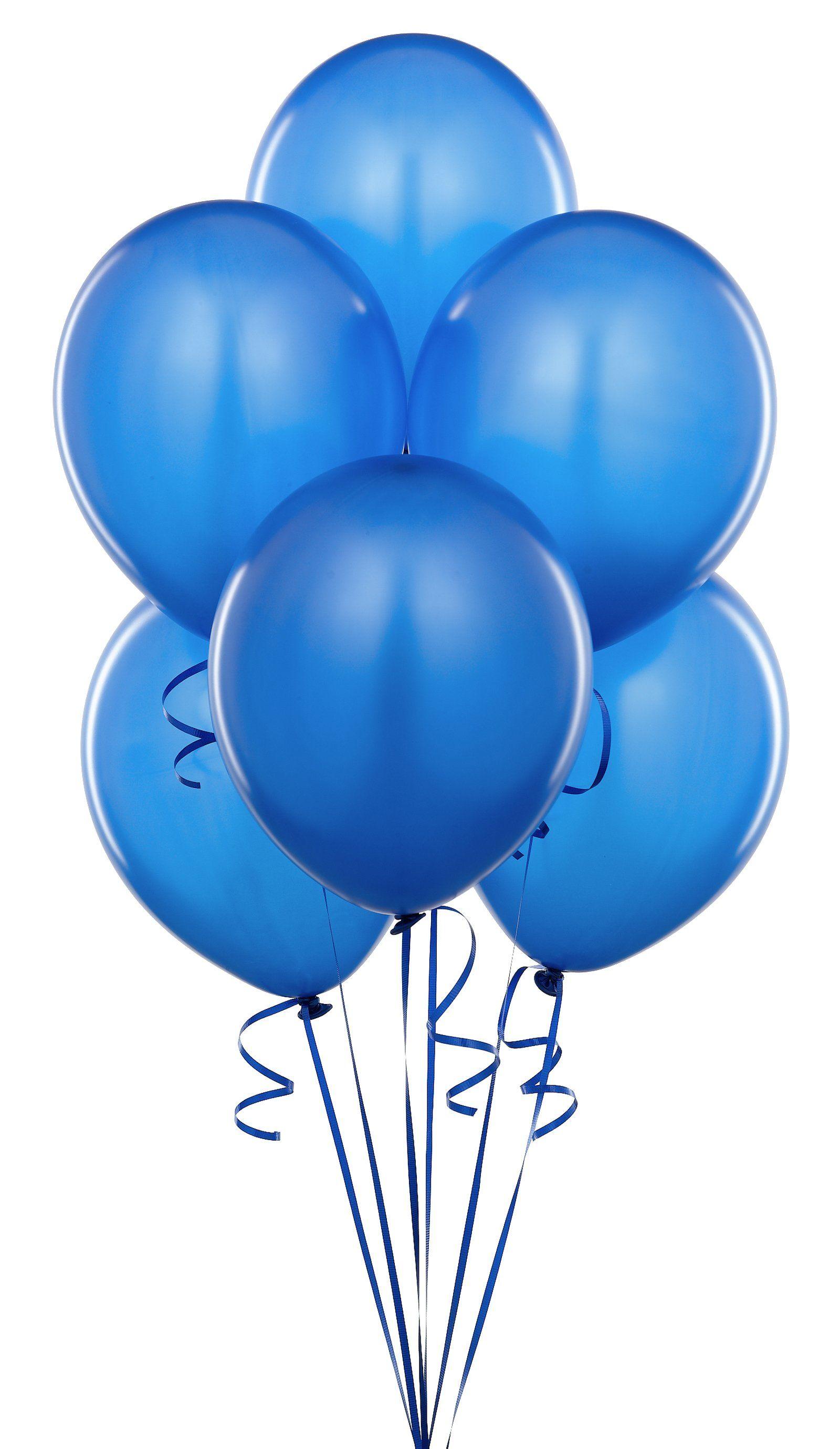 Green and blue balloons - Batman Happy Birthday Foil Balloon