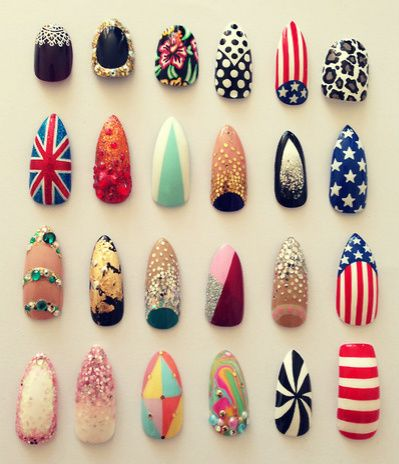 Photo credit unknown style pinterest swag nails different nail swag prinsesfo Image collections