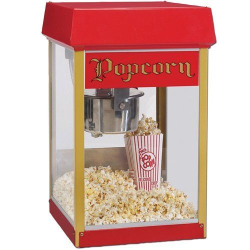 Gold Medal 2404 Red Fun Pop 4 Oz Popcorn Popper For More Information Visit Image Link This Is An Affiliate Link Popcorn Machine Popcorn Popper Popcorn