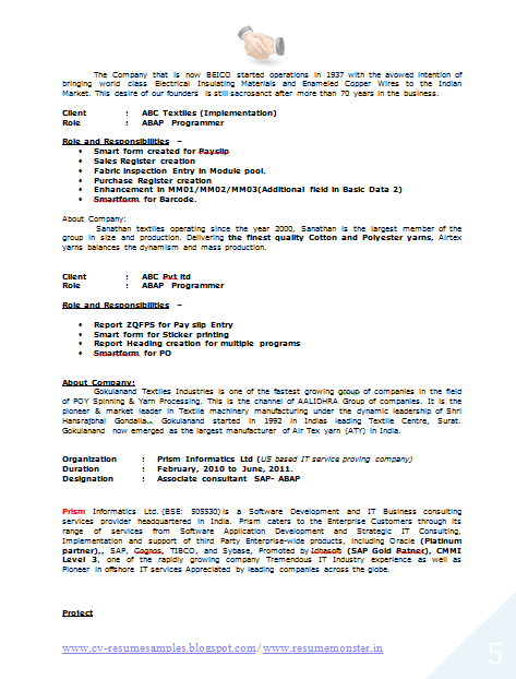 10 resume for computer engineer page 4 - Computer Engineering Resume Sample