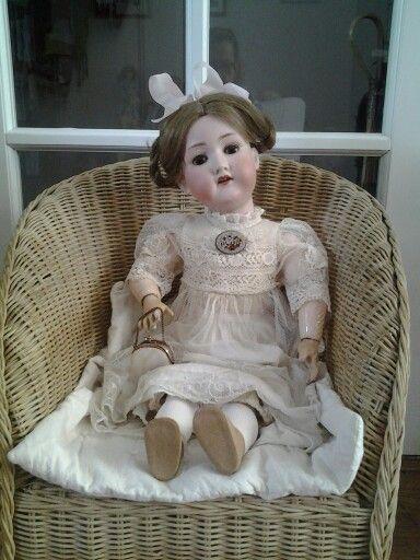 Armand Marseille doll/ 390