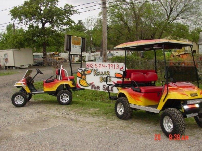 Another Good Paint Scheme Golf Carts Cool Paintings Paint Schemes