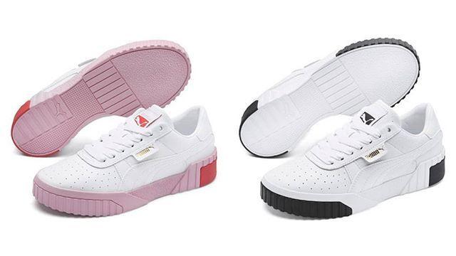 Selena Gomez Puma Cali Channeling Og California And Court Vibes Selenagomez Selena Selenator Selenato Selena Gomez Shoes California Shoes Womens Sneakers