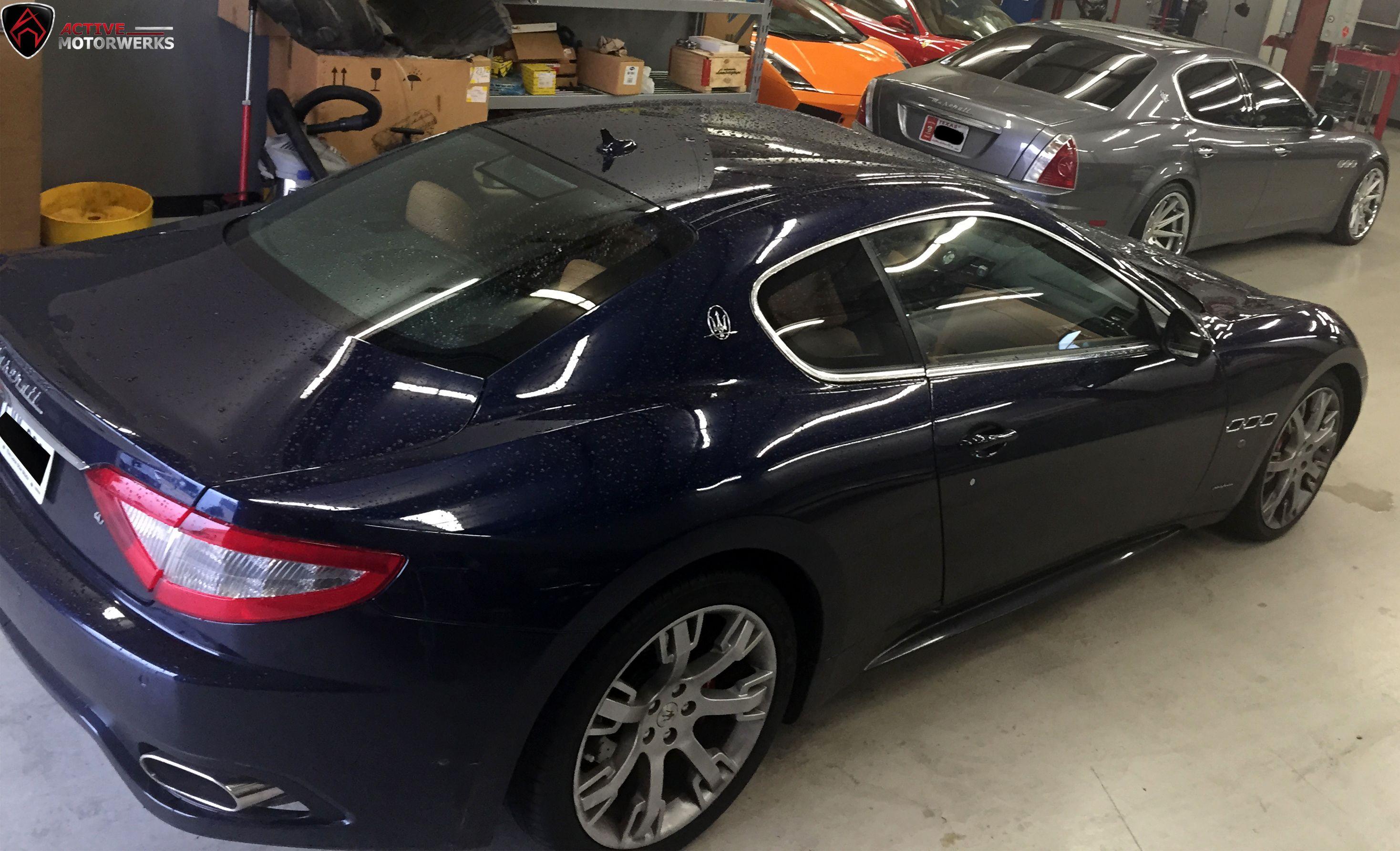 Elegant Maserati Granturismo