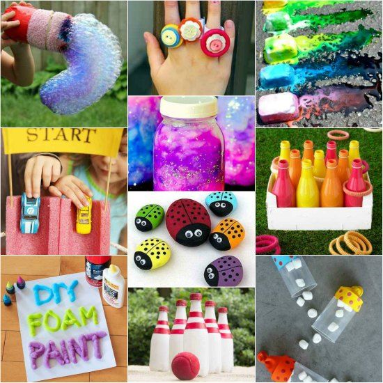 There Are Many Ways To Keep Kids From Being Bored When At Home Exciting Crafts For Will Be Super Fun Do And Really Easy Make