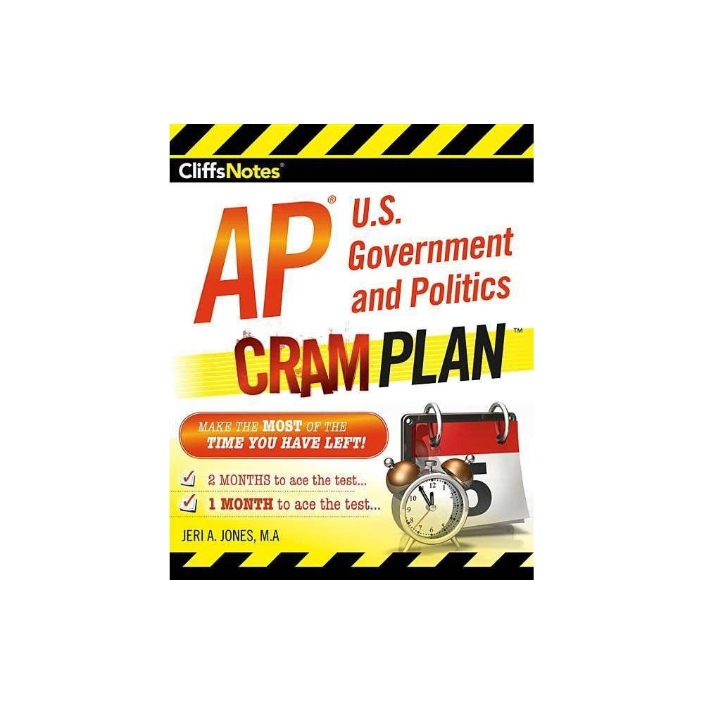 Cliffsnotes Ap U S Government And Politics Cram Plan By Lindsay