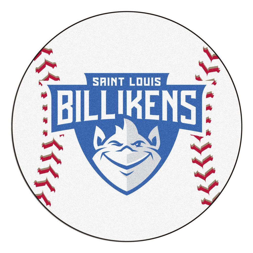 St. Louis Billikens Grand Slam Baseball Area Rug