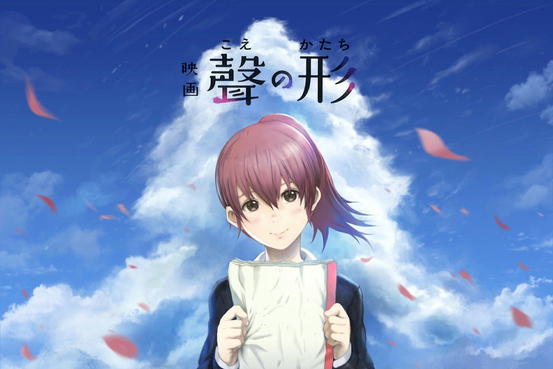 Anime Koe no Katachi. Backgrounds Wallpapers Hình