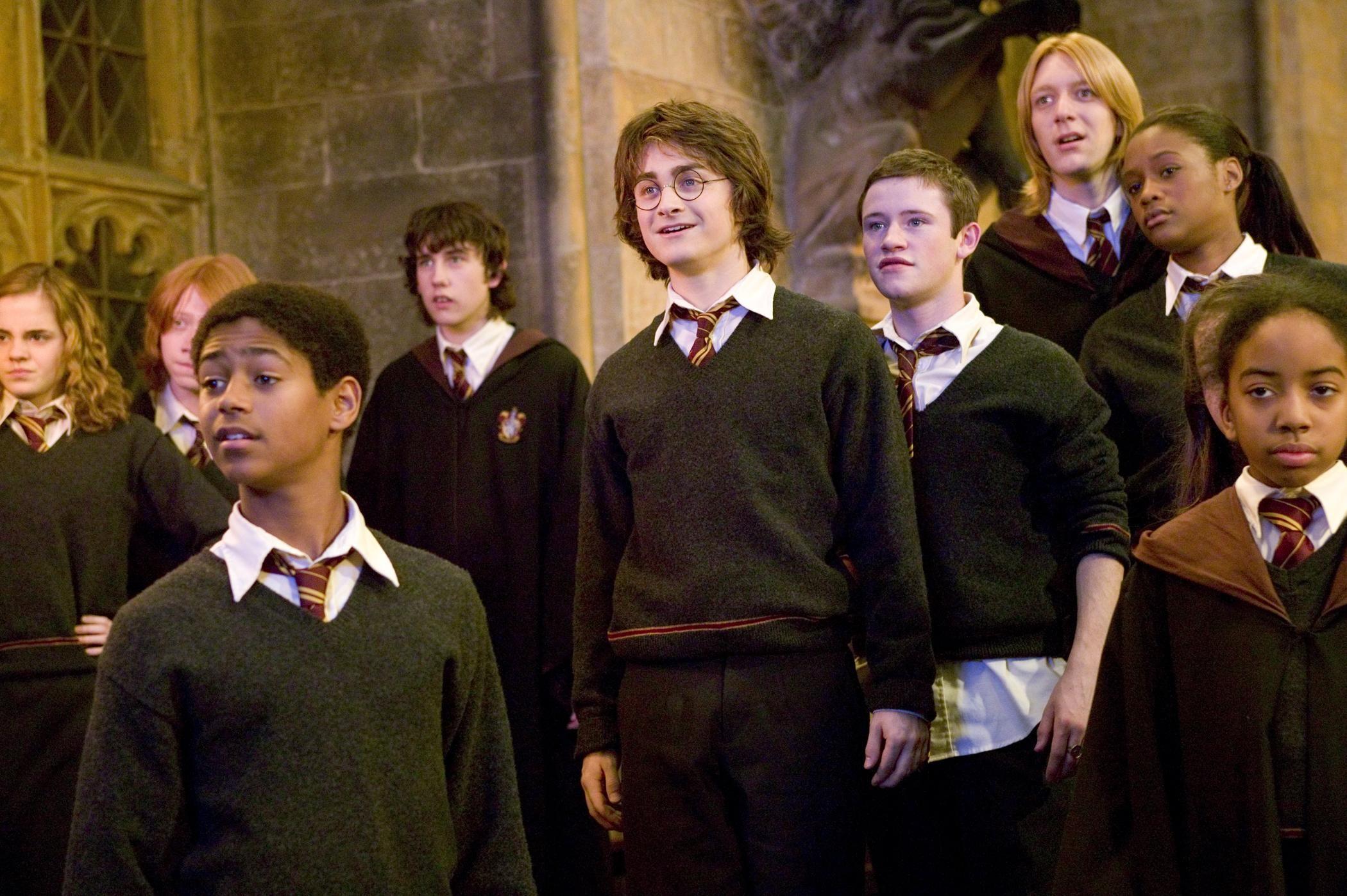 Sxetikh Eikona Personaggi Di Harry Potter Film Harry Potter Cast Harry Potter