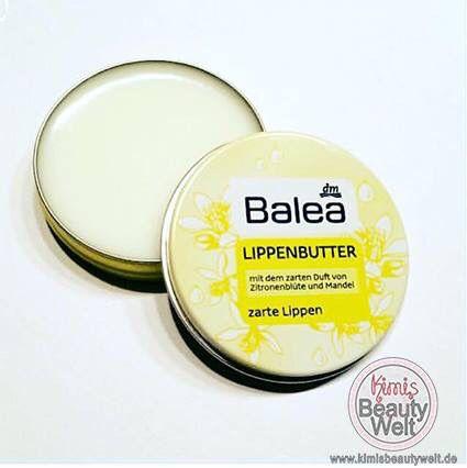 wusstet ihr schon das die neue lippenbutter von balea fast so hnlich wie die limited edition. Black Bedroom Furniture Sets. Home Design Ideas