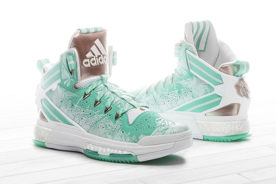 on sale 4ba6b 36bd0 adidas Basketball Christmas Pack D Rose 6, Crazylight Boost 2015  Crazy 8  - EU Kicks Sneaker Magazine