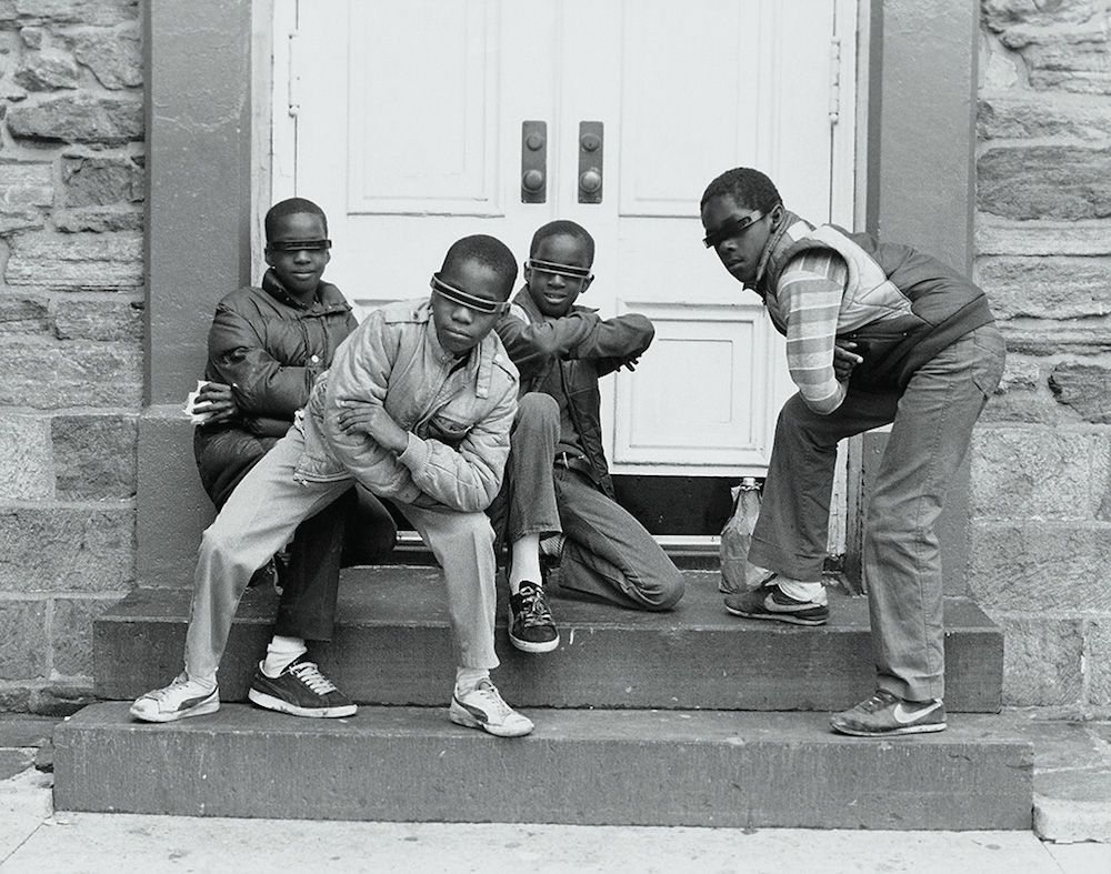 Jamel Shabazz - Photographer Street Photography from 1980's