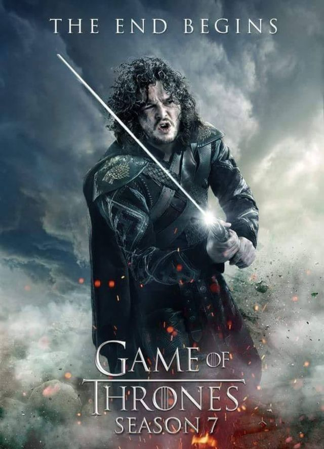 Game Of Thrones What Is Your Favourite Season 7 Poster With