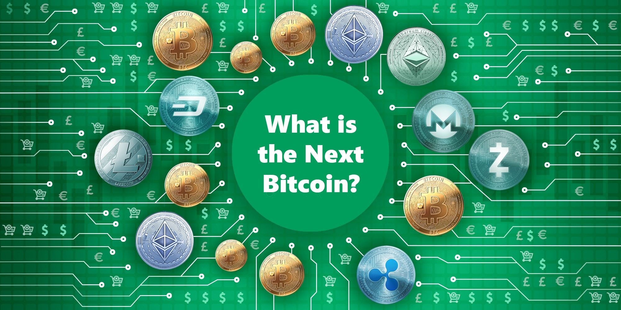 4 Canidates to be the next Bitcoin Bitcoin, Buy bitcoin