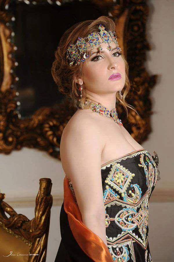 #KenzaMorsli jeba kabyle